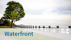 View our Waterfront page