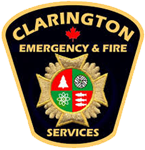 Clarington Emergency and Fire Services Patch