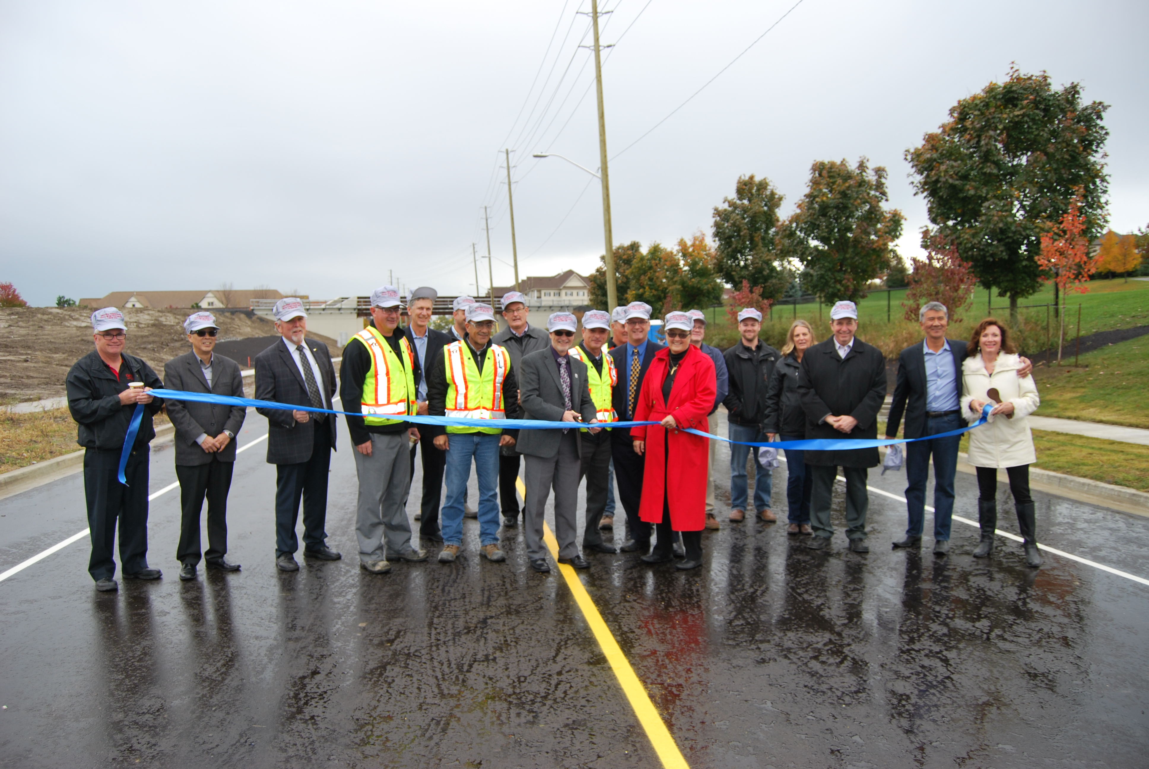 Green Road Opening