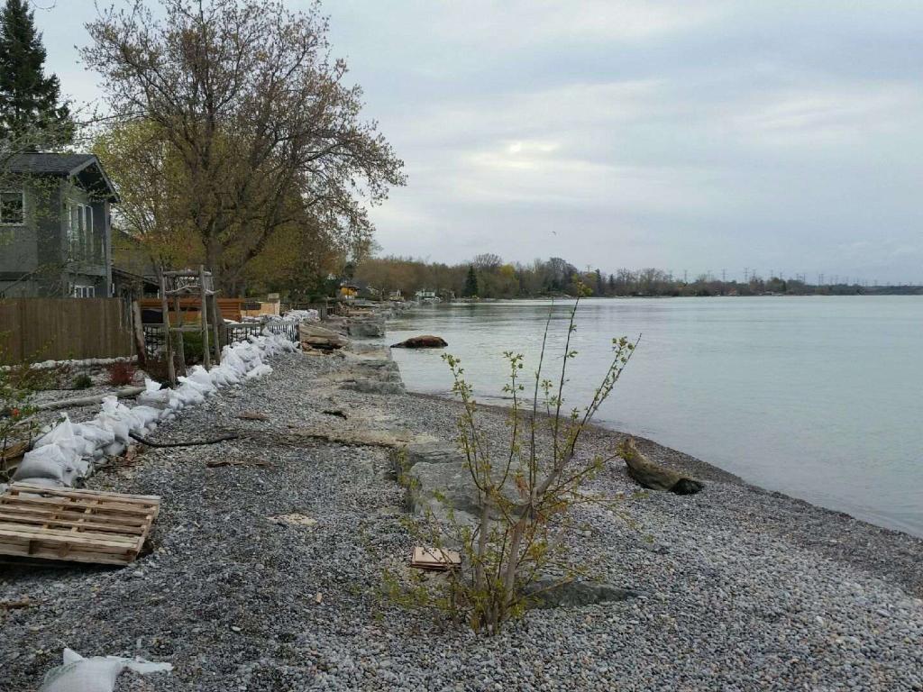 Lake at Cedar Crest Beach