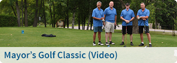 Mayor's Golf Classic (Video)