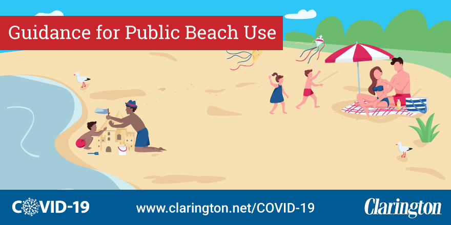 Guidance for Public Beach Use