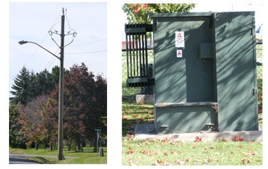 Hydro One or Veridian Boxes